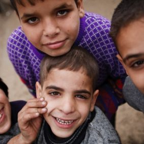 With your help. The Jerusalem Fund provides much-needed humanitarian assistance to Palestinians.